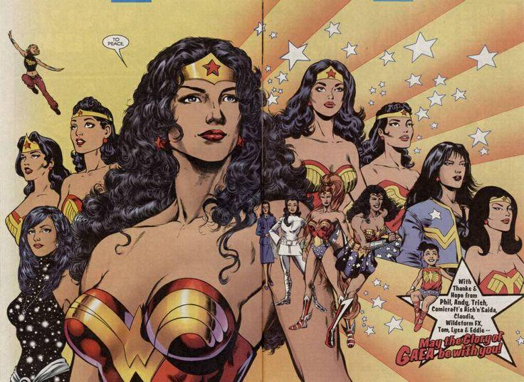 Phil's Wonder Woman