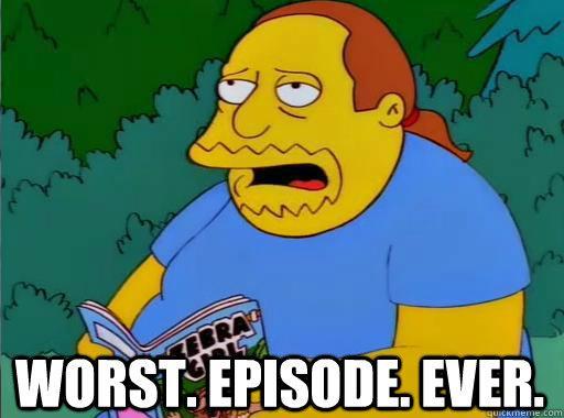 Simpsons Guy